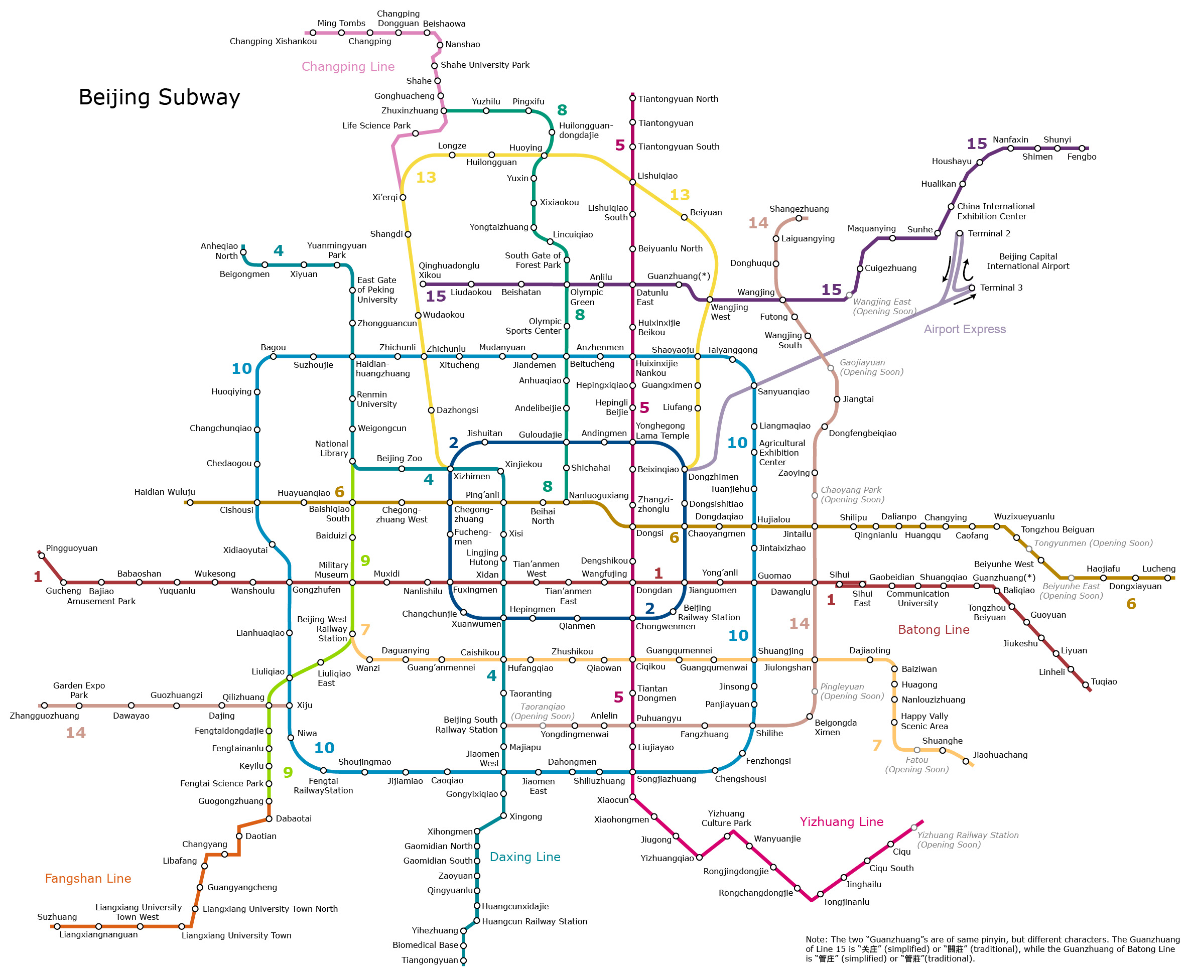 Beijing China Metasub